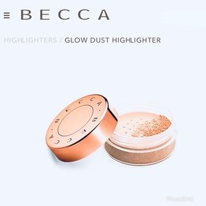 Becca Glow Dust Highlighter